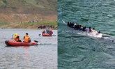 สลด เรือต่อเองล่มกลางแม่น้ำในจีน จมดับหมู่ 10 ศพ สูญหายอีก 3 คน