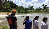 ไร้ปาฏิหาริย์ พบแล้วศพเด็กชายอายุ 14 ปี ถูกน้ำเชี่ยวที่แก่งตาลปัตรซัดสูญหาย