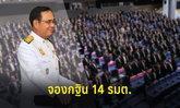 ฝ่ายค้านจองกฐิน 14 รัฐมนตรี ขออภิปรายคุณสมบัติ 25 ก.ค.นี้