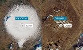 """ละลายสิ้น! """"ไอซ์แลนด์"""" สร้างอนุสรณ์รำลึกธารน้ำแข็งโอกโยกุลล์"""