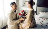 """""""สน เดอะสตาร์"""" สละโสด แต่งงานกับเจ้าสาวแสนสวยที่บ้านเกิด จ.สงขลา"""