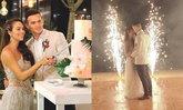 """""""เทย่า-มิก้า"""" แต่งงานเรียบง่ายริมทะเลภูเก็ต บรรยากาศโรแมนติกมาก"""