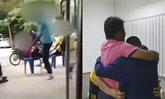 จบด้วยดี ดราม่าครูใช้เท้าถีบเด็กนักเรียนตกเก้าอี้ อ้างทำไปเพราะรัก