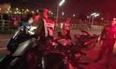 โจ๋ปราจีนบุรีเปิดศึกกลางดึกหน้าจวนผู้ว่าฯ กระจายตัวหนีตำรวจไปแว้นป่วนเมือง