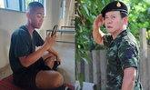 """""""ลุงรงค์"""" ให้กำลังใจซึ้ง """"น้องพี"""" ทักข้อความมาหา ฝึกทหารเหนื่อยร้องไห้ทุกคืน"""