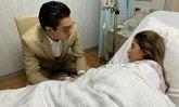 """หาม """"ใบเตย อาร์สยาม"""" ส่งโรงพยาบาลด่วน หลังท้องร่วงรุนแรง หัวใจเต้นผิดปกติ"""