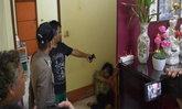 โรครุมเร้า-หญิงเฝ้าสถานปฏิบัติธรรมโรคประจำตัวกำเริบ วูบตกบันไดเสียชีวิต