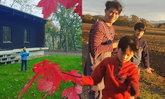 """ส่องบ้านที่ญี่ปุ่นของ """"เคน ธีรเดช"""" พาภรรยาและลูกไปพักผ่อน สวยโรแมนติกมาก"""