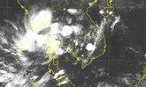 """กรมอุตุฯ เตือน """"พายุดีเปรสชั่น"""" ขึ้นฝั่งด้าน อ.กุยบุรี ในคืนนี้ ทำฝนตกต่อเนื่อง"""