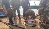 สังคมชื่นชม กองทหารจีนวิ่งช่วยแม่ลูกอ่อนจมน้ำใกล้สนามฝึก รอดตายทั้งคู่