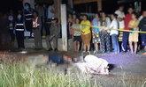 คนสติไม่ดีฟาดชายชราวัย 71 ตายหน้าวัด เดินถือไม้เปื้อนเลือดไปให้แม่ค้าร้านชำ