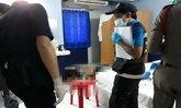 ตายคารังรัก หนุ่มถูกสาวคู่ขาแทงดับสยอง นอนจมกองเลือดในอะพาร์ตเมนต์