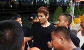 ตำรวจบุกจับหนุ่มเวียดนาม ทำร้ายสาวเข้าไปห้ามสูบบุหรี่
