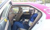 รวบโจ๋วัย 19 ปีเหมาแท็กซี่ซุกยาบ้าจาก กทม.ไปบุรีรัมย์-ถูกจับคาด่านโดยละม่อม