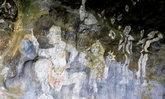 ชาวบ้านบ่นเสียดาย ภาพเขียนโบราณบนผนังถ้ำพังงาโดนทำลาย