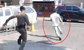"""ตำรวจแจง """"โชคชัย"""" วิ่งหนีเจ้าหน้าที่ ไม่ผิดเพราะถูกเชิญมา ไม่ได้เป็นผู้ต้องหา"""