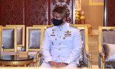 โปรดเกล้าฯ พระราชทานเหรียญรัตนาภรณ์ รัชกาลที่ 10 แก่ พ.ต.อ.ณรัชต์ เศวตนันทน์