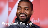 """สาวก ว่าไง? """"คานเย เวสต์"""" ประกาศลั่น ลงชิงตำแหน่ง ประธานาธิบดีสหรัฐอเมริกา"""