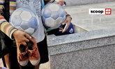 พื้นที่ทุรกันดารกับรอยยิ้มที่ไม่เคยเจือจาง และคาราวานแจกลูกฟุตบอล โดย คิง เพาเวอร์