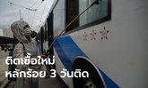 น่าห่วง! เกาหลีใต้พบผู้ป่วยโควิด-19 ใหม่ 166 คน เพิ่มรายวันสูงสุดในรอบ 5 เดือน