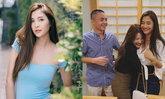 """ชาวเน็ตนับถือใจ """"มารี เบิร์นเนอร์"""" ช็อตเจอแฟนเก่าพาแฟนใหม่มาแนะนำ"""