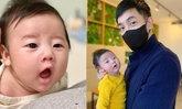 """""""อ้วน รังสิต"""" อวดโฉม """"น้องซารัง"""" 2 เดือนแล้ว ยิ่งโตยิ่งน่ารัก หน้าเหมือนคุณแม่เป๊ะ"""