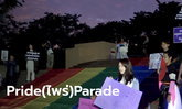 """""""ผู้หญิงปลดแอก"""" นำทีมจัด """"Pride Parade"""" ที่ขอนแก่น ปราศรัยประเด็นเท่าเทียมทางเพศ"""