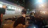 เกิดเหตุยิงปืน-ปาระเบิด หลังยุติ #ม็อบ25พฤศจิกาไปSCB การ์ดอาสาถูกยิงอาการสาหัส