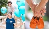 """""""กรณ์ ณรงค์เดช"""" เปิดความทรงจำ เล่าที่มาสุดประทับใจรองเท้าคู่น้อยที่เตรียมไว้ให้ลูก"""