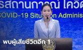 """เสียชีวิตเพิ่ม 1 ราย! """"หมอบุ๋ม"""" แถลงโควิดวันนี้ไทยพบผู้ป่วยอีก 198 ราย"""