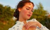 """""""ญาญ่า"""" มากับลุคเลดี้อังกฤษ สวยปังเหมือนนางเอก Daphne ใน """"Bridgerton"""" ซีรี่ส์ดัง"""