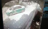สลด กล้องวงจรปิดจับภาพลุงขับแท็กซี่วูบดับคารถ ห่างจากบ้านแค่ 50 เมตร