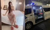 โล่งอก สาวรู้ผลติดโควิดมา 4 วัน แต่ยังอยู่ที่คอนโด ล่าสุด รถพยาบาลมารับแล้ว
