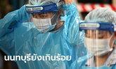 โควิดนนทบุรี ป่วยพุ่ง 109 ราย! แม่ค้า วินมอเตอร์ไซค์ เจ้าหน้าที่รัฐ ติดเชื้อระนาว