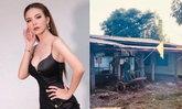 """""""จ๊ะ นงผณี"""" เปิดภาพบ้านหลังแรกในชีวิต บ้านที่ทำให้รู้จักความจน ความลำบาก"""
