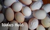 สาวงง! โพสต์ถาม ซื้อไข่ไก่ตอนเช้า ตกเย็นไข่เหี่ยวย่นจนไม่กล้ากิน