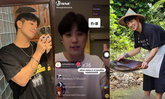 """ส่องความหล่อ """"อิลฮงมิน"""" แร็ปเปอร์เกาหลีหัวใจไทย ดาว TikTok ฉายาเกาหลีปลอม"""