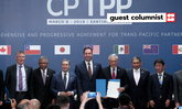 สาธารณรัฐประชาชนจีนกับไต้หวัน ยื่นใบสมัครเข้า CPTPPห่างกันเพียง1 สัปดาห์