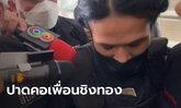 จับแล้ว กะเทยโหดฆ่าเพื่อนสนิทสาว ย่องปาดคอตอนหลับ ชิงทองหาเงินเปย์ผู้ชาย