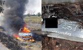 ผอ.โรงเรียนหวิดดับ รถเก๋งเสียหลักตกข้างทาง-ไฟไหม้วอดทั้งคัน