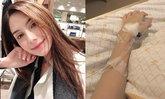 """""""ซาร่า คาซิงกินี"""" หวิดวูบกลางงานหลังเพิ่งออกจากโรงพยาบาล เผยป่วยเป็นโรคกล้ามเนื้ออ่อนแรง"""