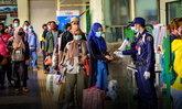 ผู้ติดเชื้อโควิด-19 ในไทย นับตั้งแต่มีการระบาด ประจำวันที่ 16 มกราคม 2564 อยู่ที่จังหวัดไหนบ้าง