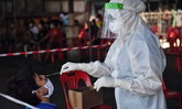 ผู้ติดเชื้อโควิด-19 ในไทย นับตั้งแต่มีการระบาด ประจำวันที่ 24 มกราคม 2564 อยู่ที่จังหวัดไหนบ้าง