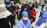 โรงพยาบาล 61 แห่งในอู่ฮั่น เปิดรับผู้ป่วยทั่วไปแล้ว
