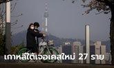 เกาหลีใต้พบป่วยโควิด-19 รายใหม่ไม่ถึง 30 คน ครั้งแรกรอบ 50 วัน เมืองแดกูไร้ติดเชื้อเพิ่ม