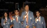 เด็กไทยคว้า 1ทอง 2เงินคอมฯโอลิมปิก