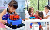 """สุดยอดพี่สาว """"น้องเจ้าขา"""" ทำเค้กวันเกิดให้ """"น้องเจ้าคุณ"""" อายุ 4 ขวบ แต่ฝีมือขั้นเทพ"""