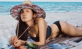 """""""เจี๊ยบ ชมพูนุช"""" นานๆ จะเซ็กซี่ให้เห็น สวยหวานปนความแซ่บ กระชากใจในวัย 36 ปี"""