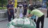 รพ.สรรพสิทธิฯ อุบลราชธานี ระดมกั้นน้ำท่วมเต็มที่