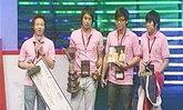 เด็กไทยคว้าแชมป์โลกออกแบบซอฟต์แวร์สร้างระบบแปลงคำพูดเป็นภาษามือ